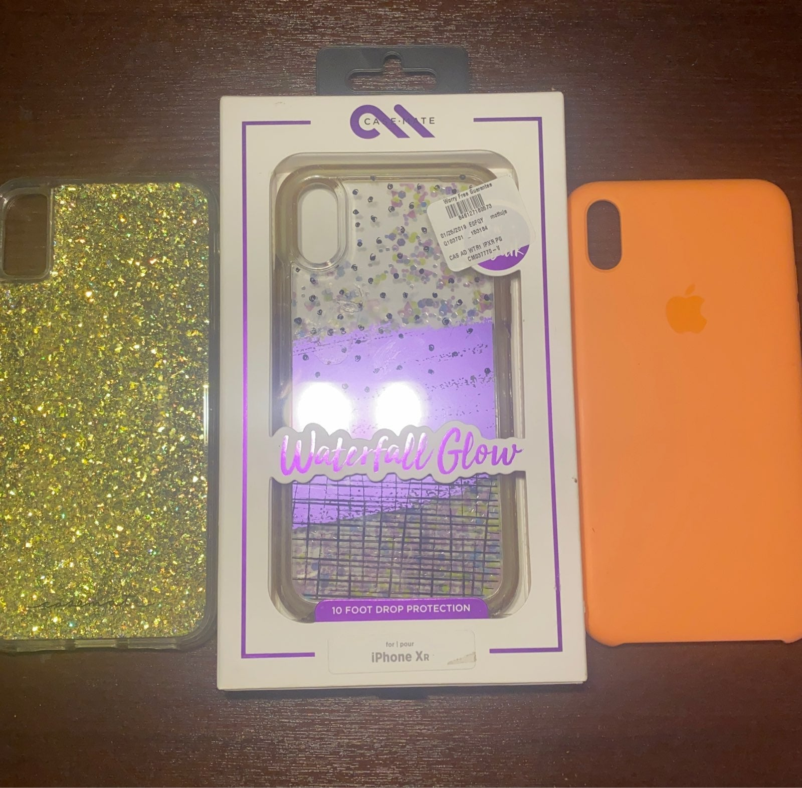 iphone xr case lot of 3