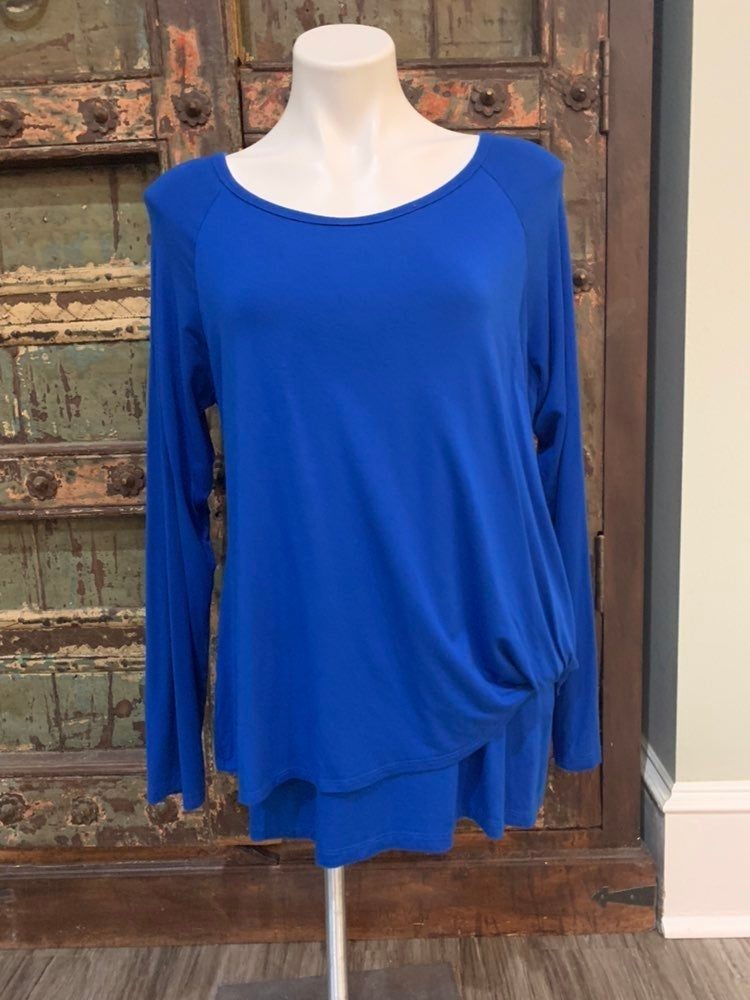 GUC Karen Kane long sleeve shirt XL