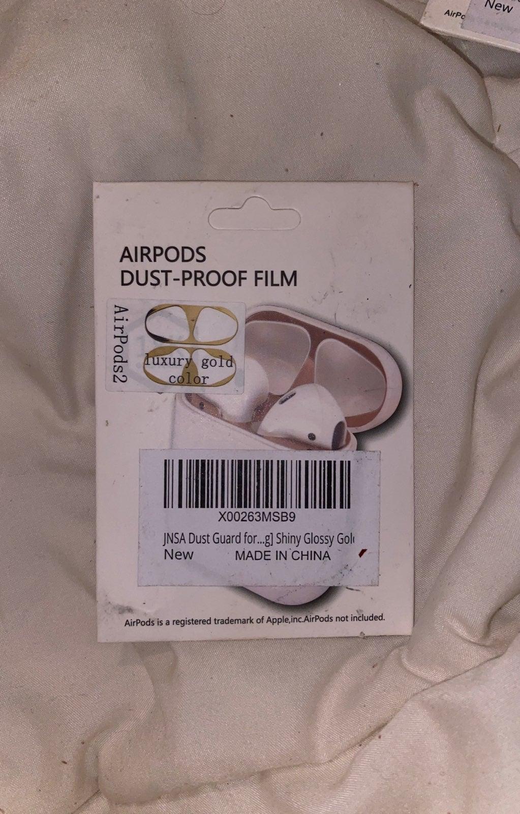 Dust Proof AirPod Film