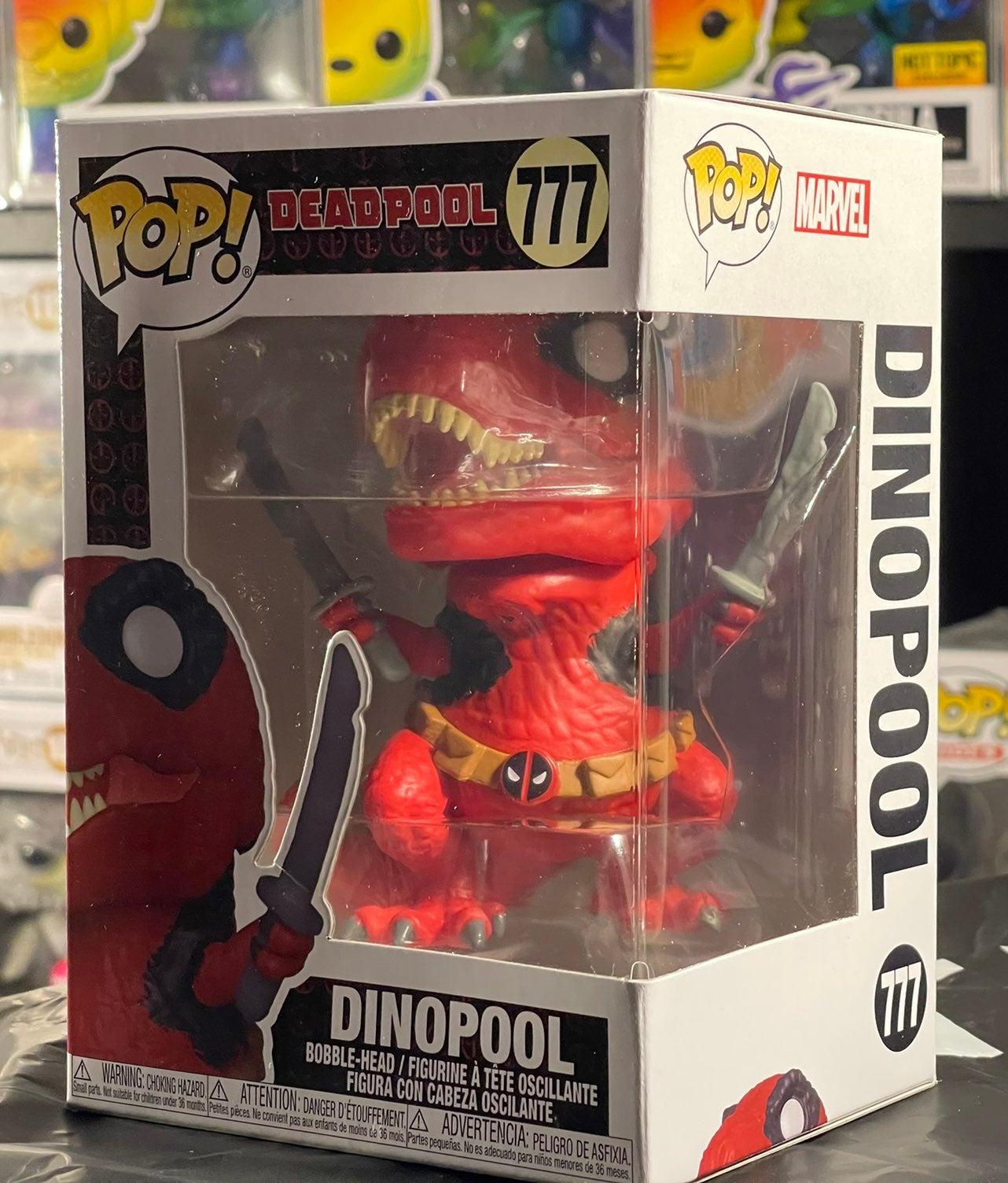 Dinopool POP! Phenomenal Quality!