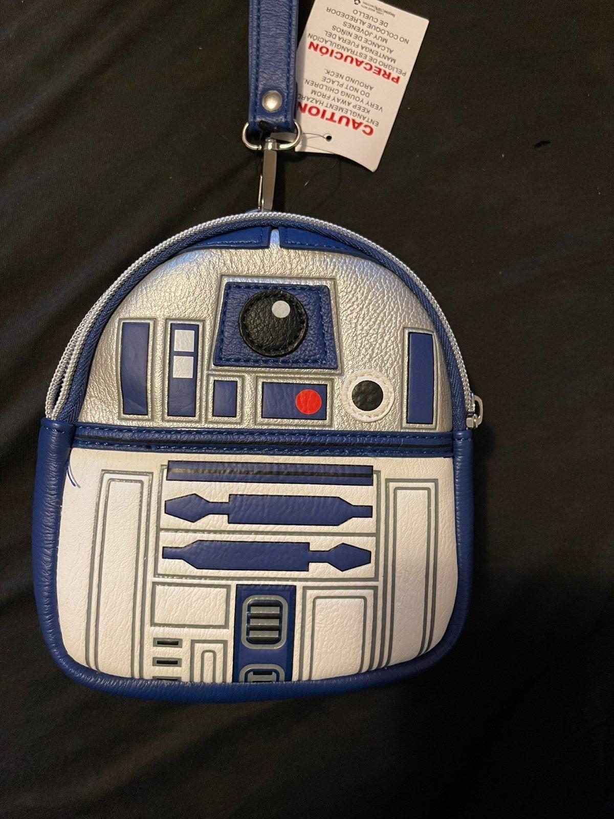 Loungefly Star Wars R2-D2 Mini Leather B