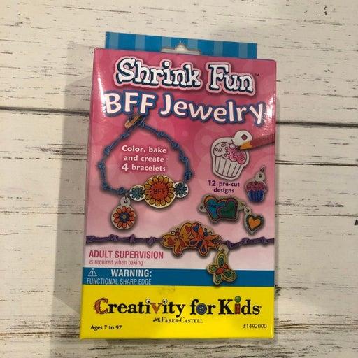 Shrink Fun BFF Jewelry