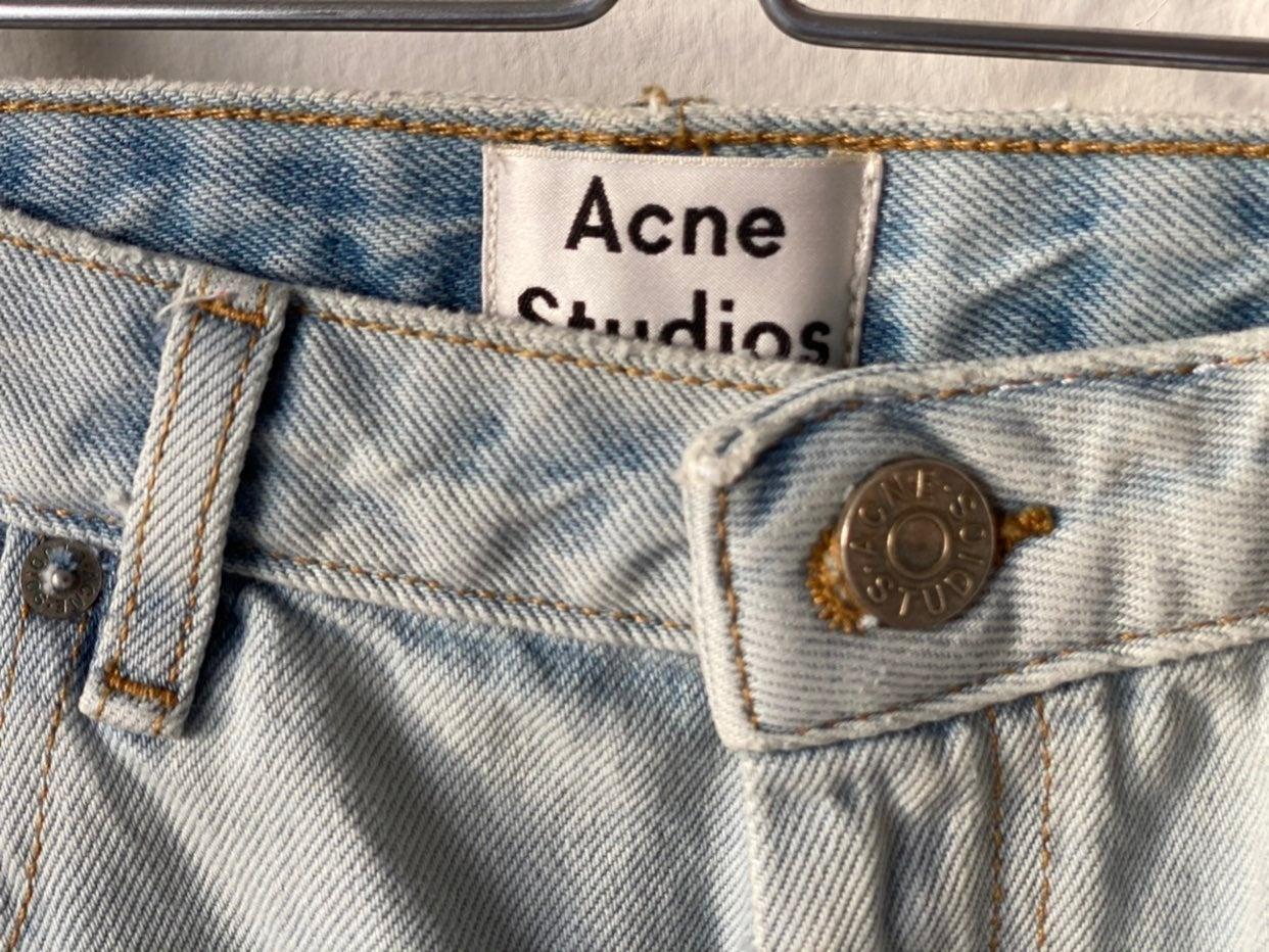 Women Acne Studios Jeans Sz 34