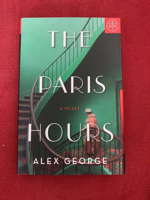 BOTM 2020 The Paris Hours