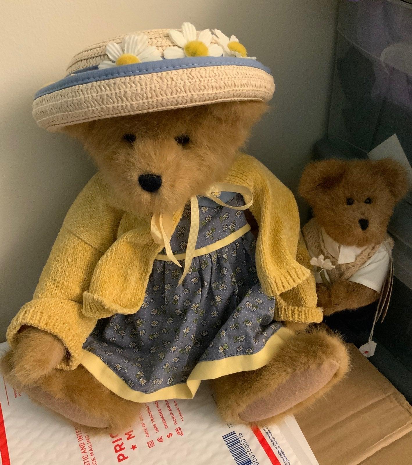 Boyds Bears Plush DENISE N DAISYDEW +