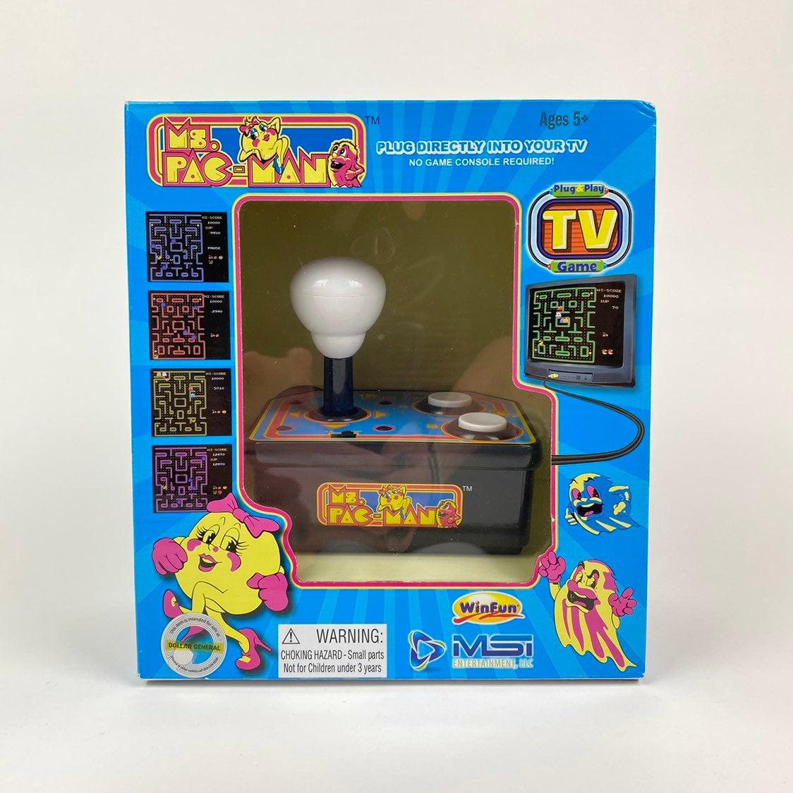Ms. Pac-Man Plug & Play MSI WinFun