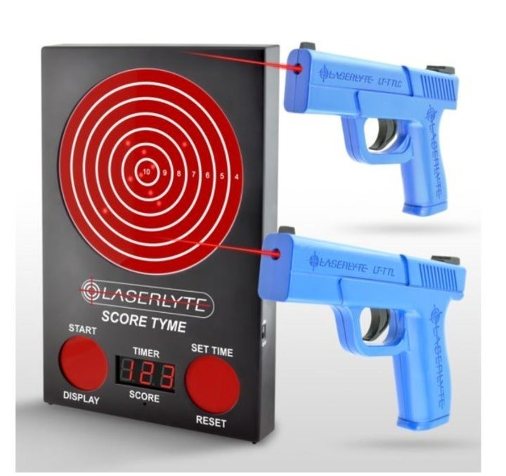 LaserLyte ScoreTyme Versus Shooting Kit