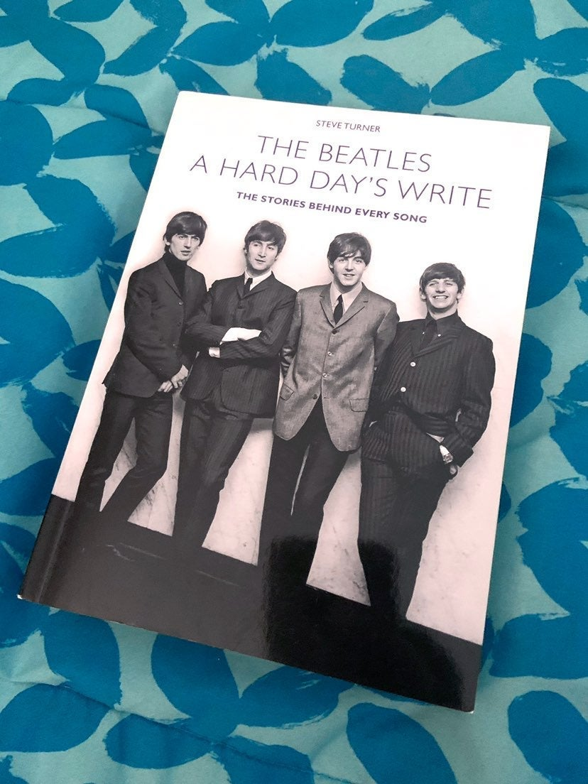The Beatles A Hard Day's Write Book