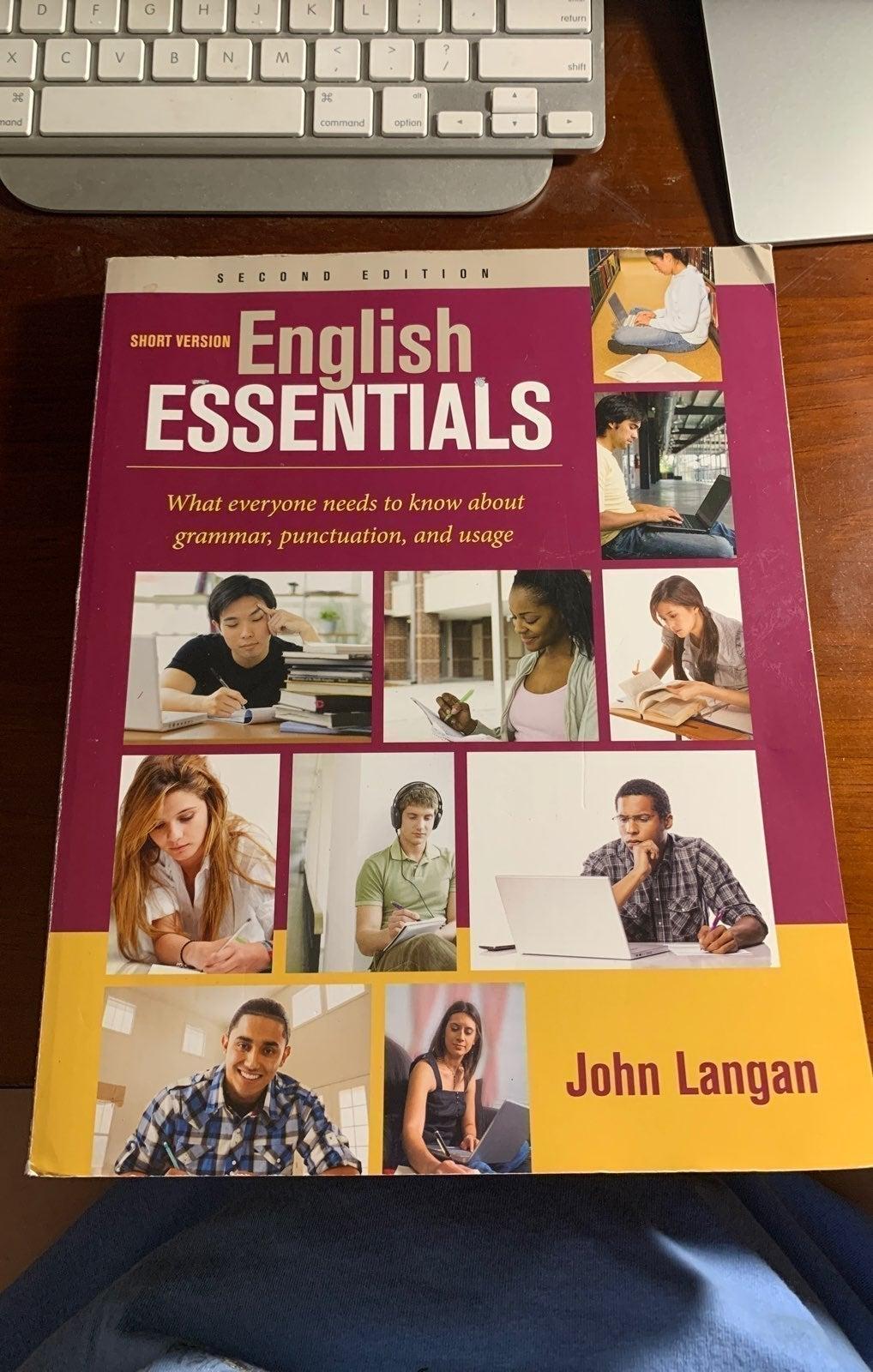 Short version English Essentials 2nd Edi