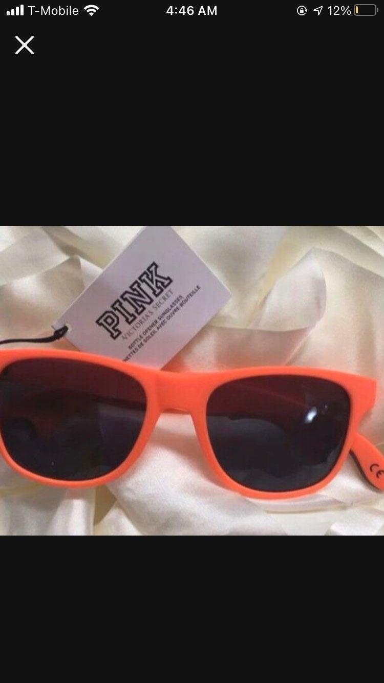 ⭐️VS- Bottle Opener Sunglasses NEW