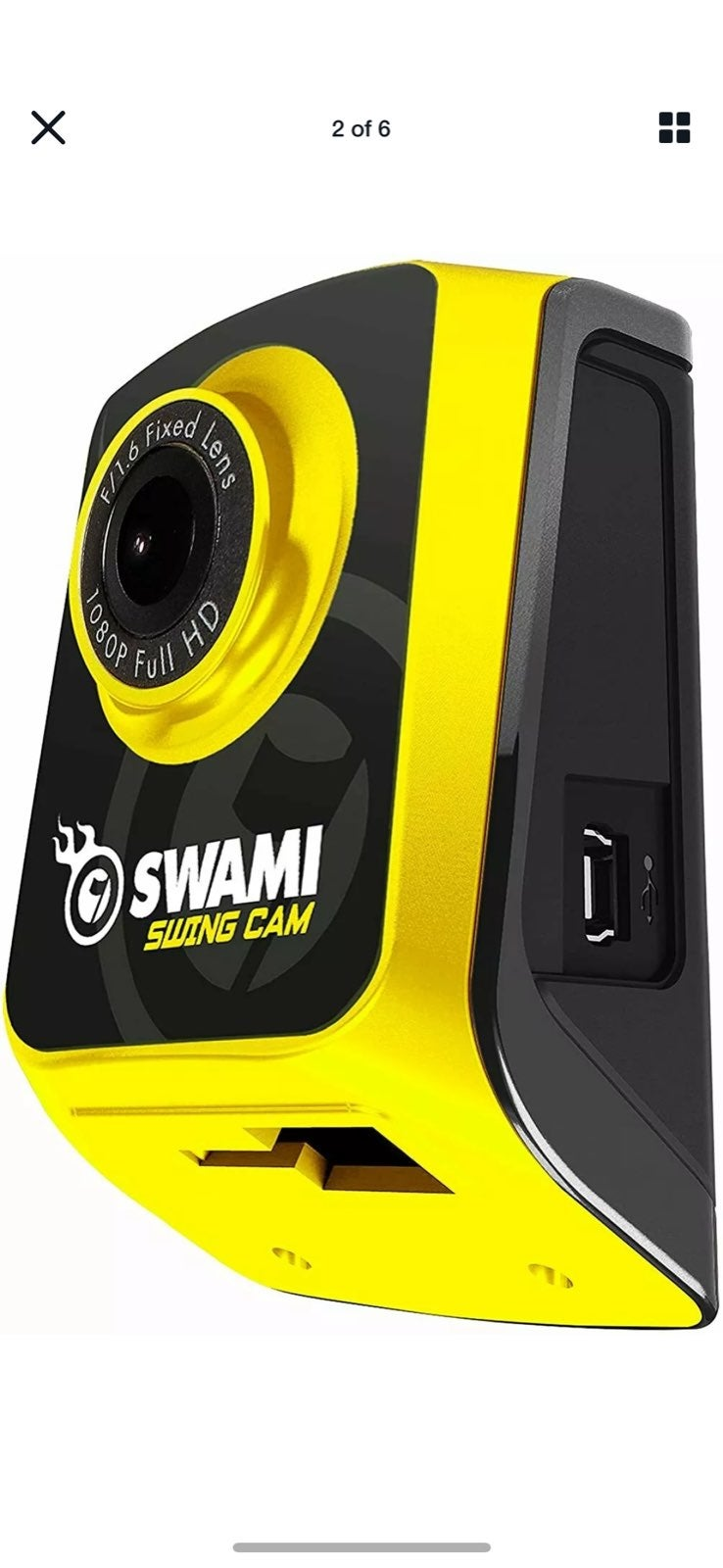 Swami Swing Cam by IZZO