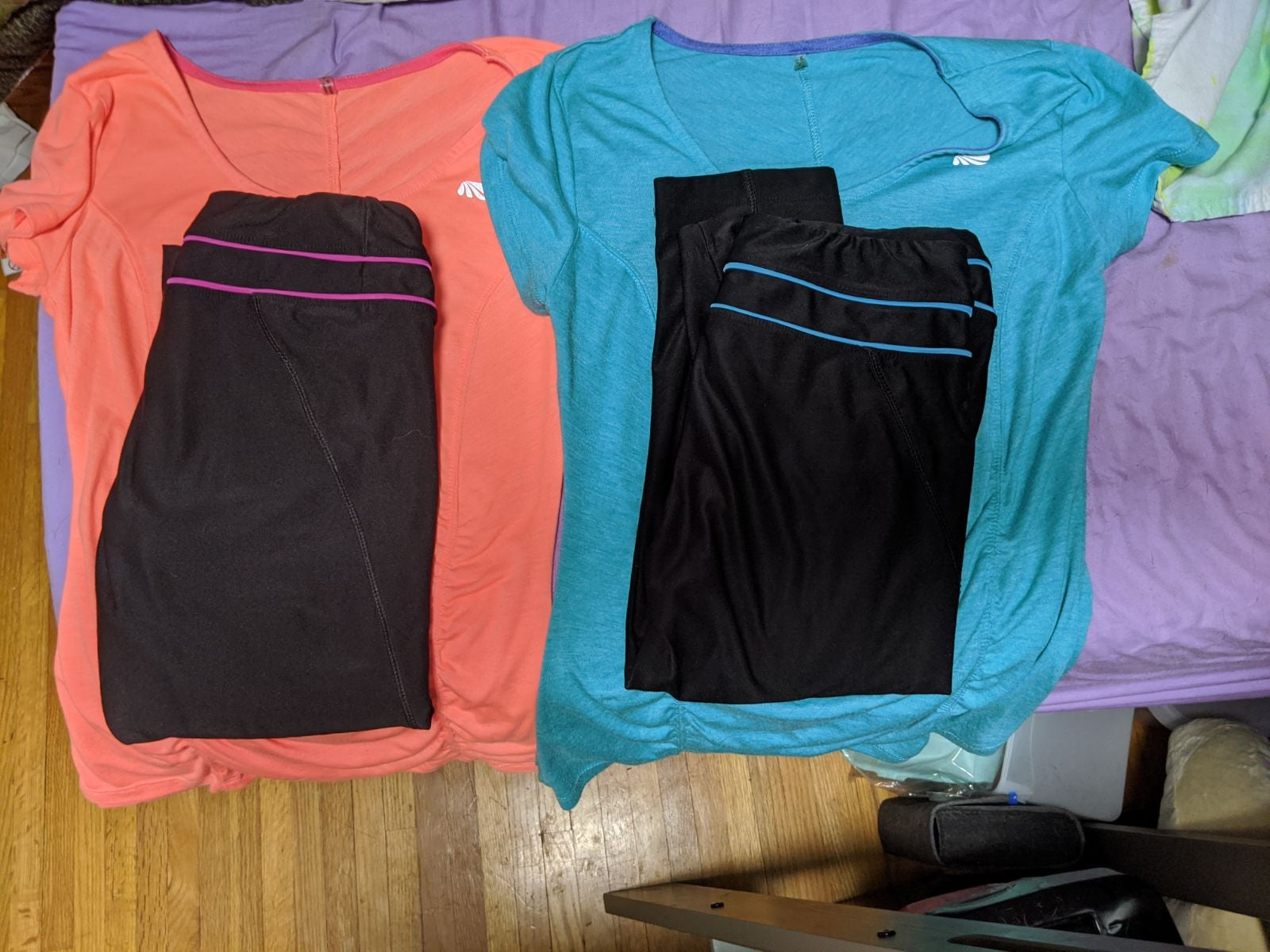 Yoga/ fitness outfit bundle