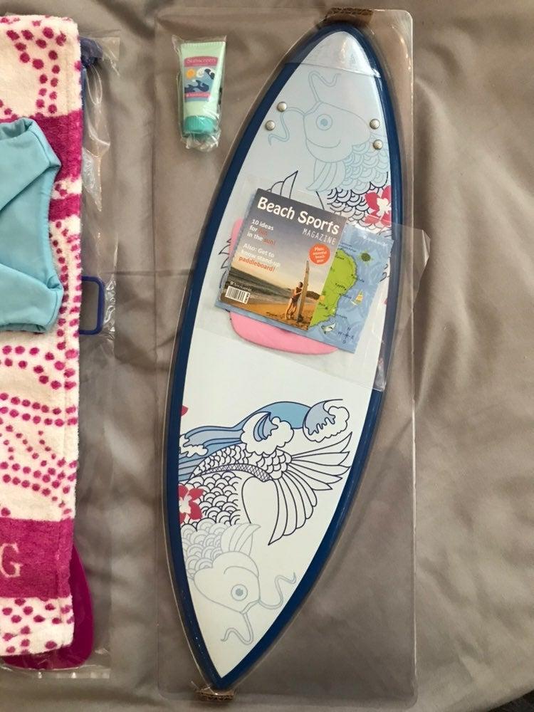 Kananis Paddle Board Set