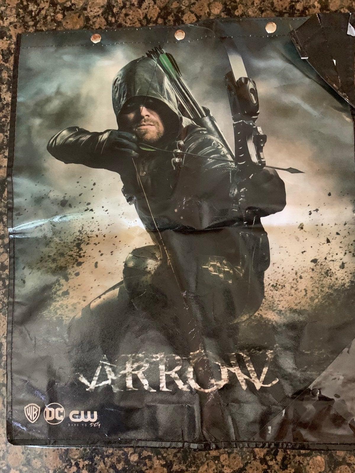 Comic Con Bag - Arrow