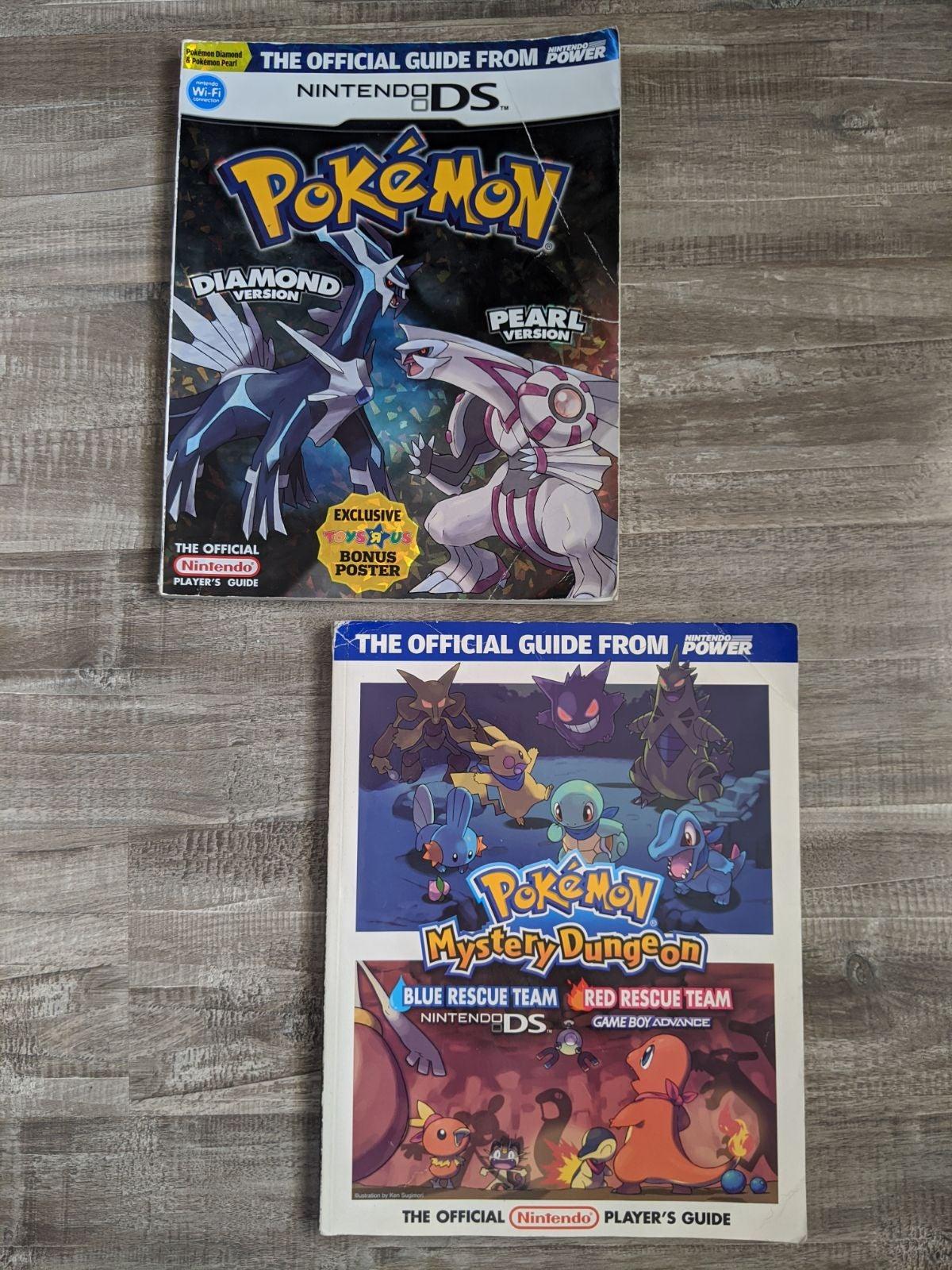 Pokemon Strategy Guides