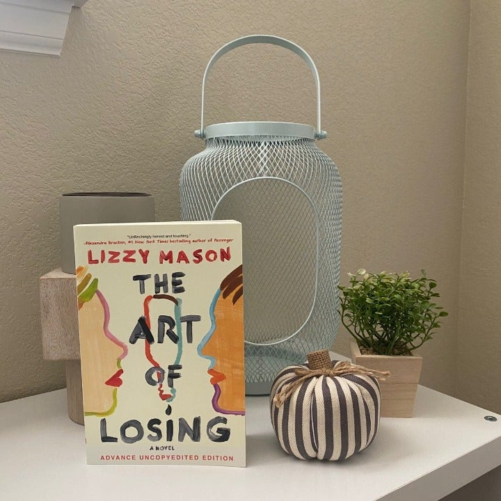 The Art of Losing, Lizzy Mason, ARC
