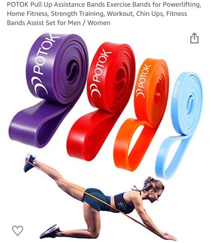 Exercise resistence bands