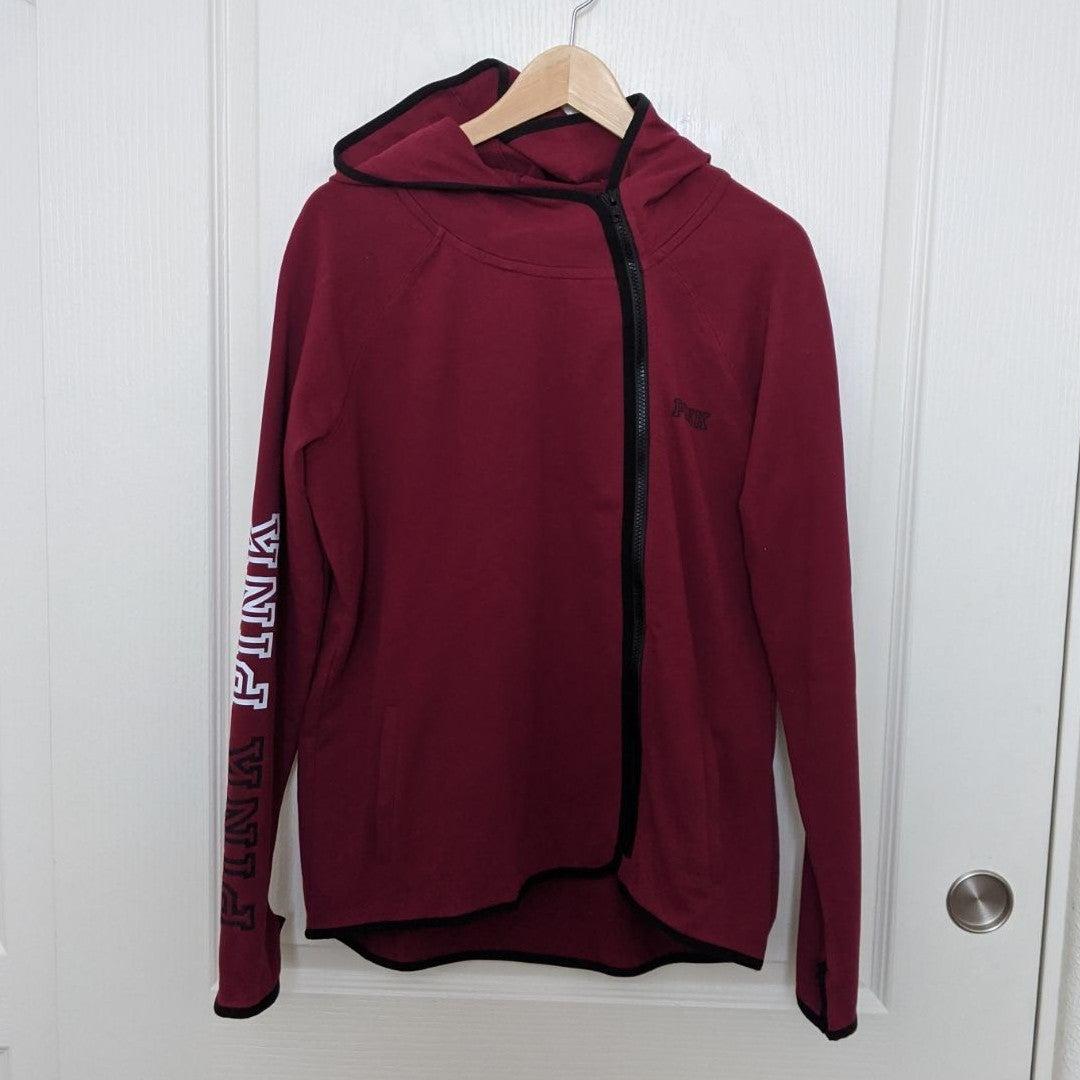 victoria secret PINK full zip hoodie