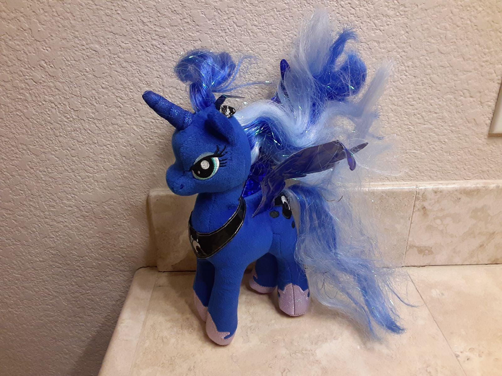 Ty Sparkle MLP Princess Luna