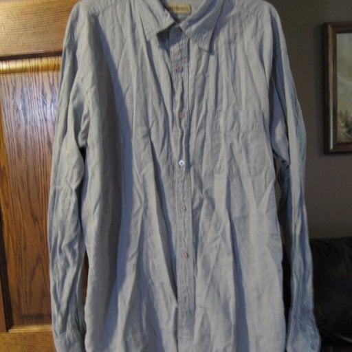 Ruff Hewn size L men's button down shirt