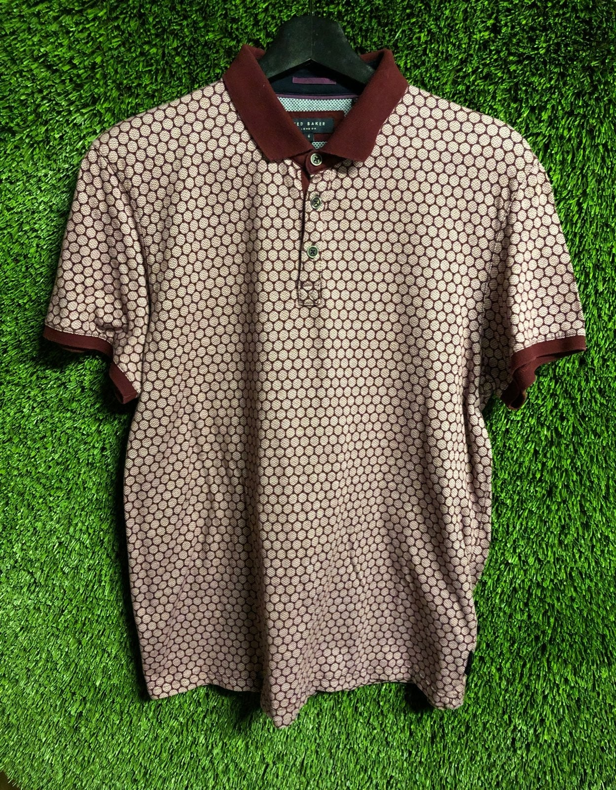 Ted Baker London Button Down Polo