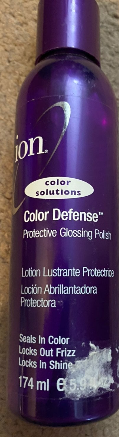 Ion Color Defense Gloss