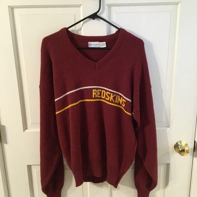 Vintage Redskins Sweater