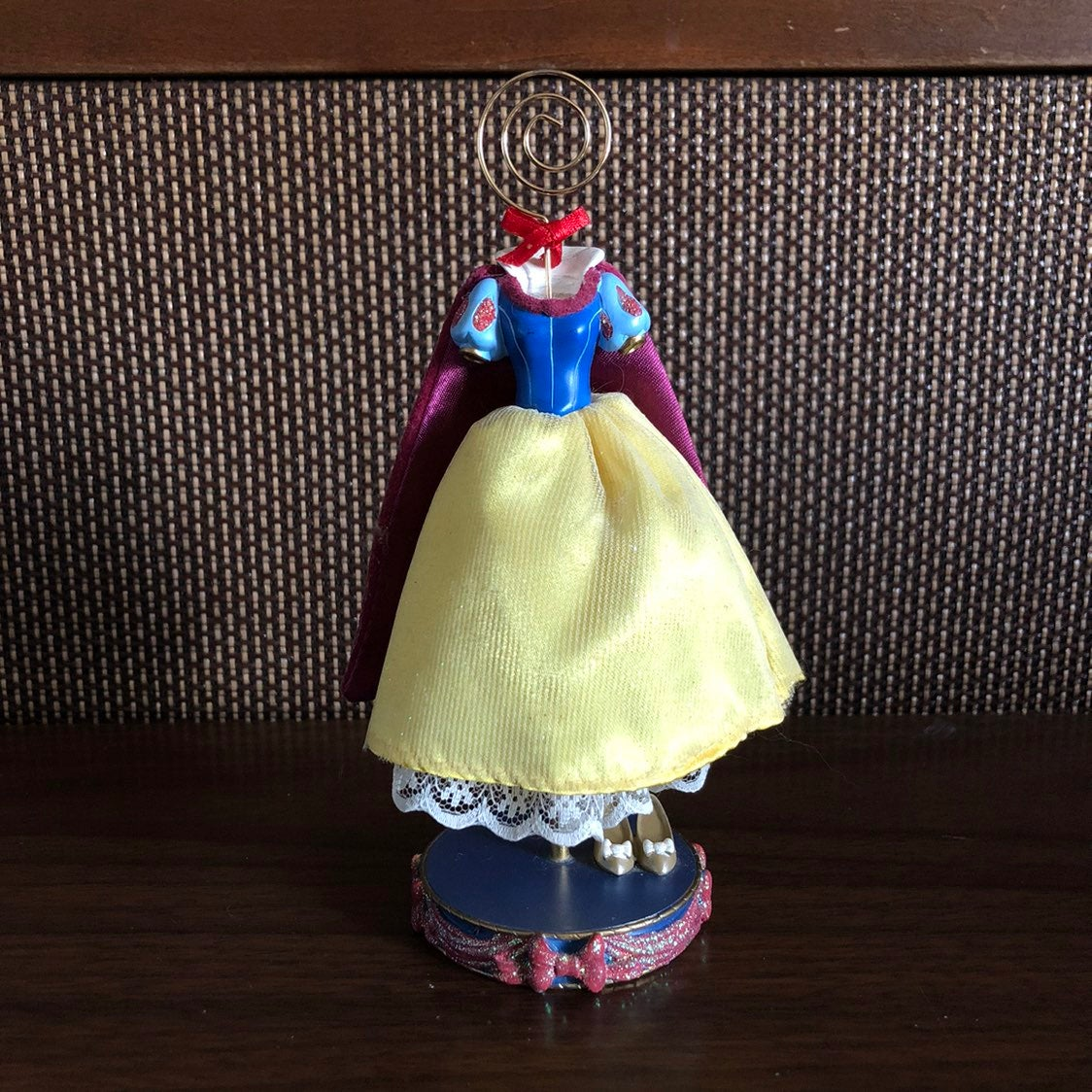 Disney Parks Snow White Photo Holder