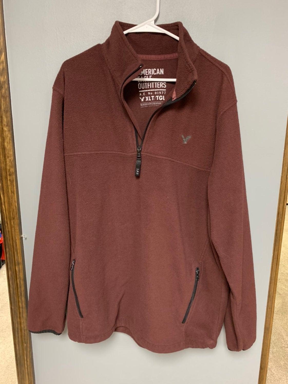 American Eagle XLT Half Zip Fleece