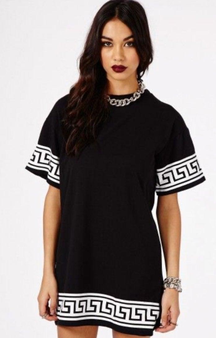Missguided T-shirt Dress