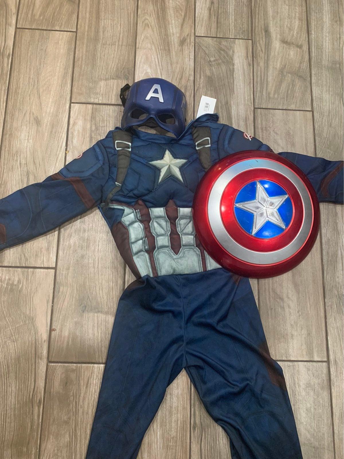 Captain American Costume