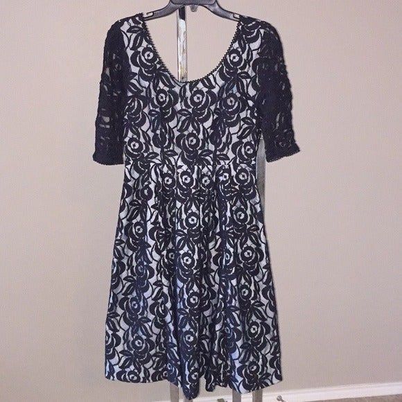 MODA International Fit & Flare Dress