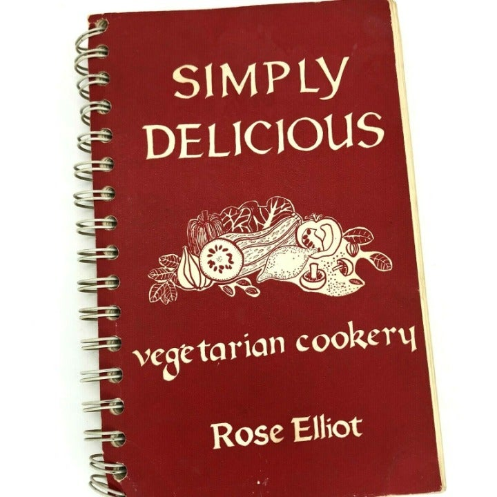 SIMPLY DELICIOUS Vegetarian Cookery Book