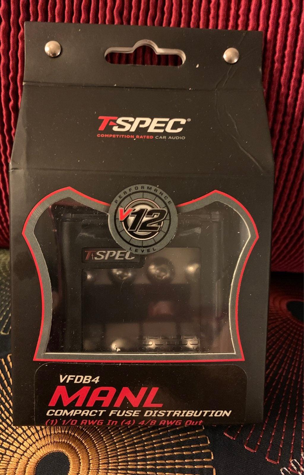 T-Spec Mini ANL Fused Distribution VFDB4