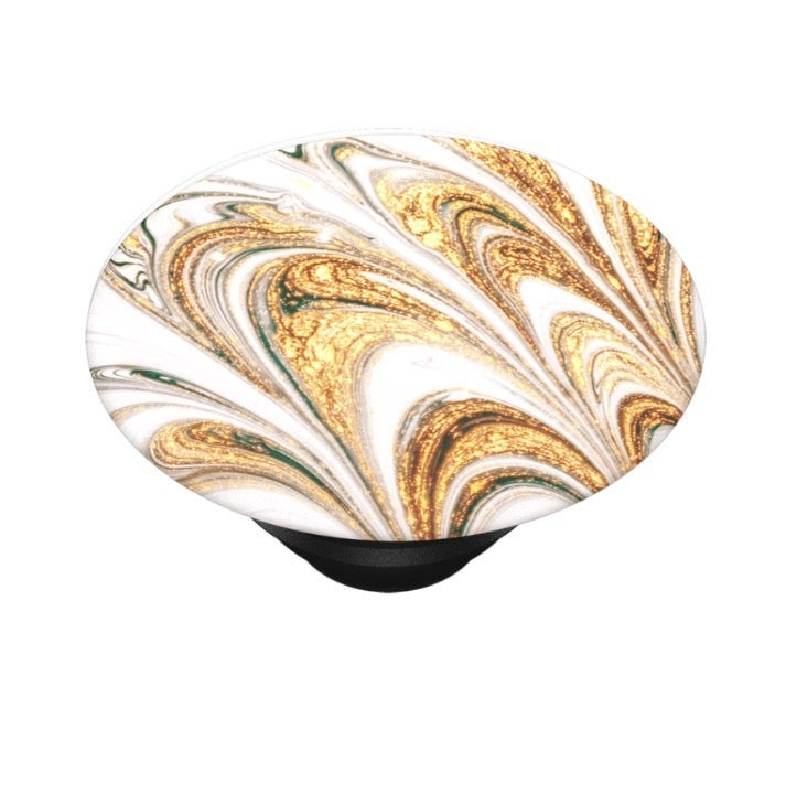 PopTop PopSockets TOP ONLY Golden Ripple