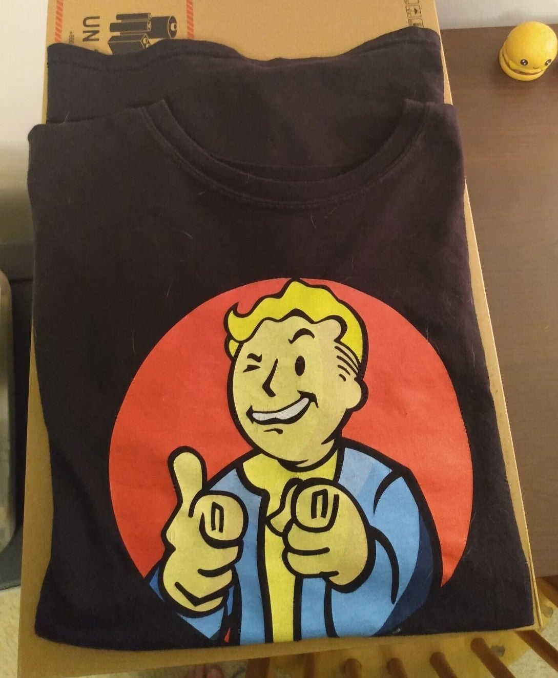 Fallout short sleeve t-shirt
