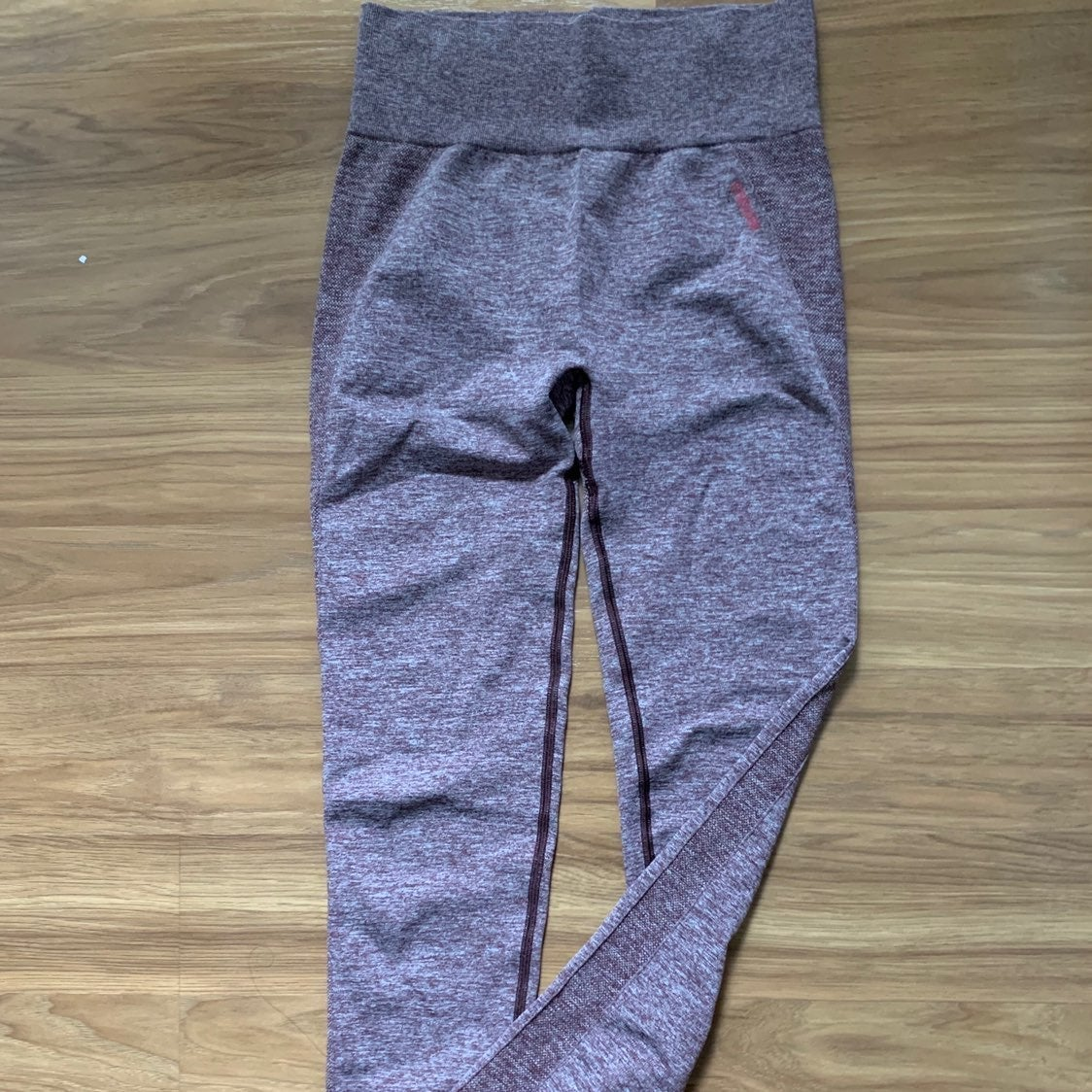 Gymshark flex high waisted leggings Berr