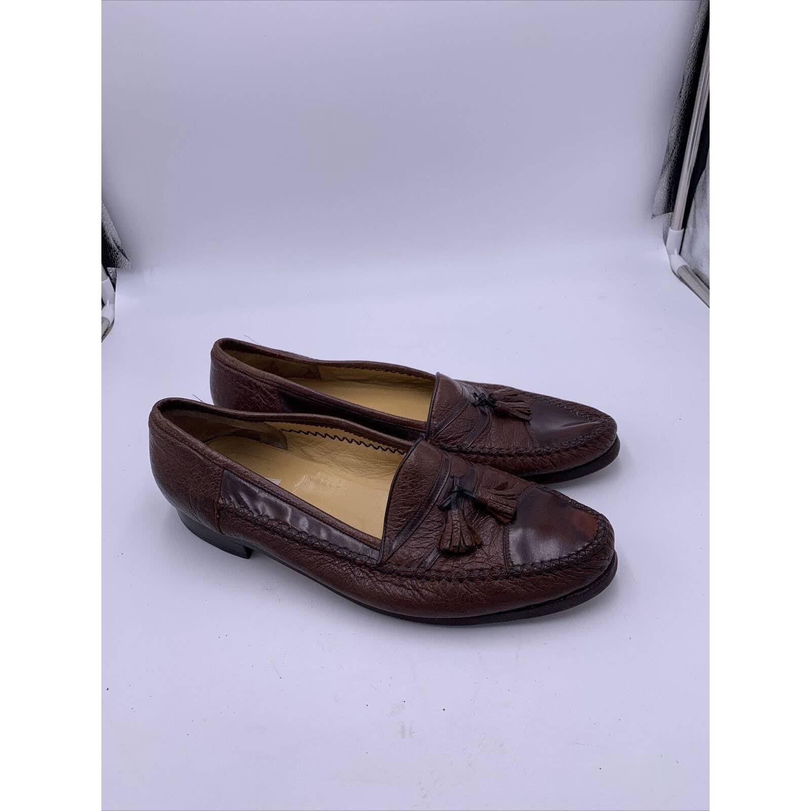 MORESCHI Calfskin & Peccary loafer