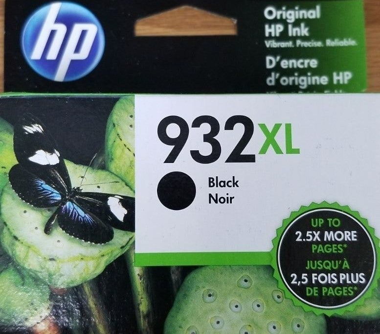 HP 932XL Original Ink Cartridge in Black