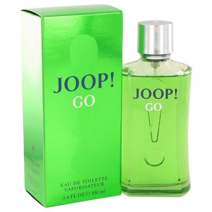 Joop Go 3.4 oz EDT Spray Cologne