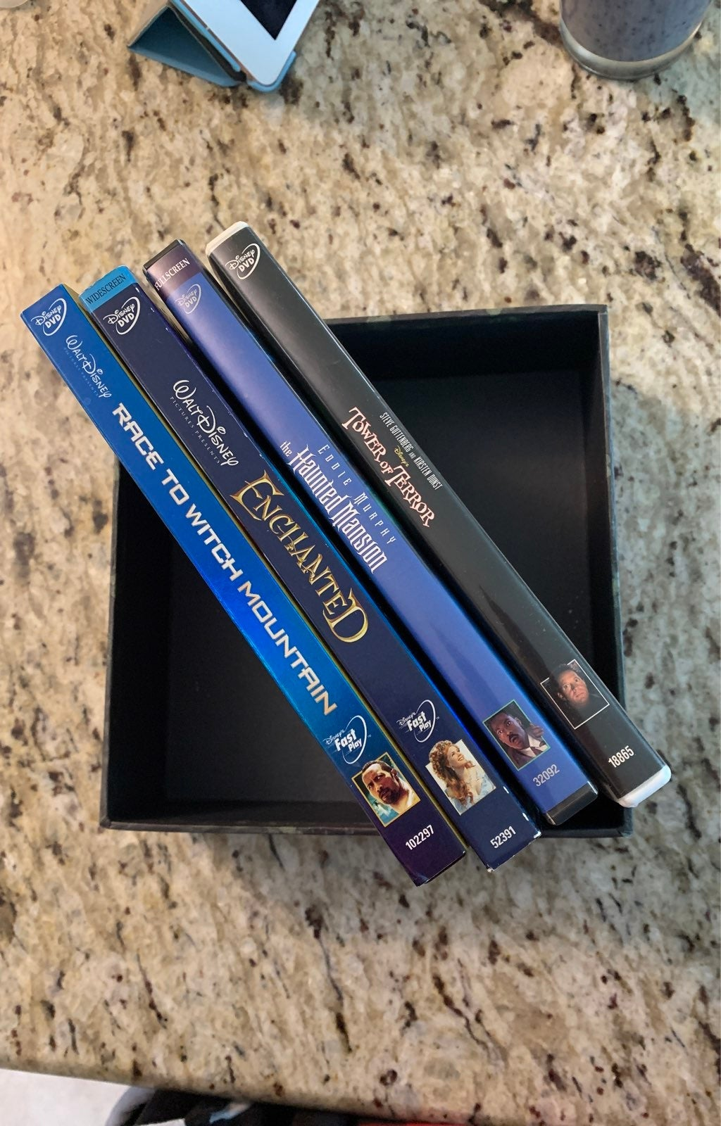 Disney DVD Movie bundle PG