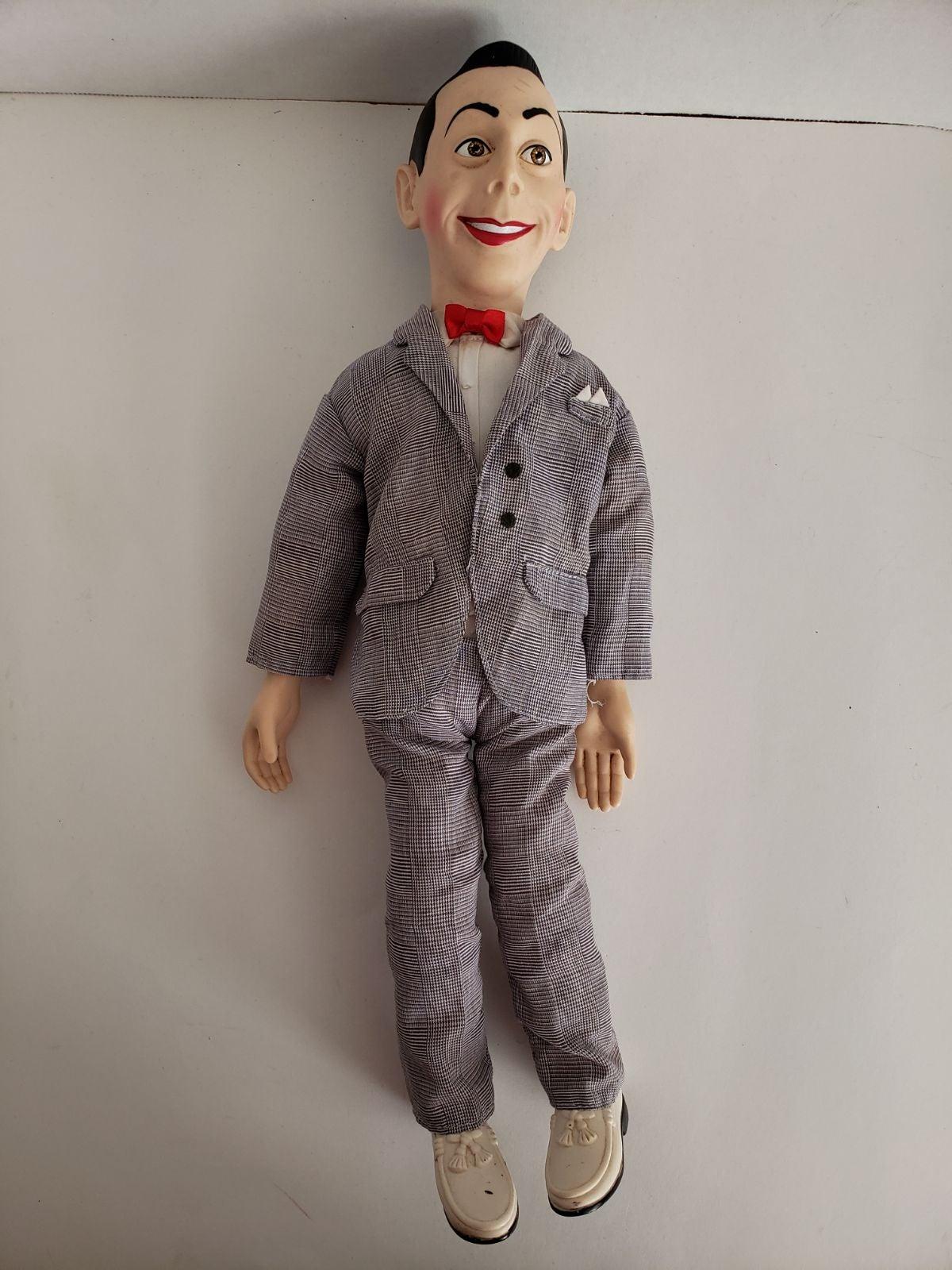 Pee Wee Herman doll