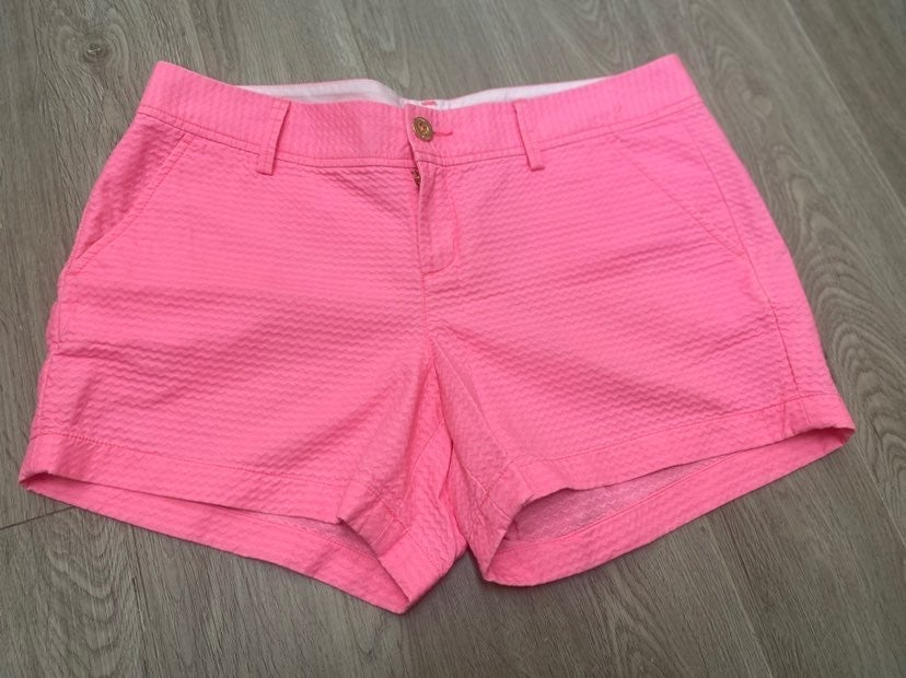Pink lilly pultizer shorts 12