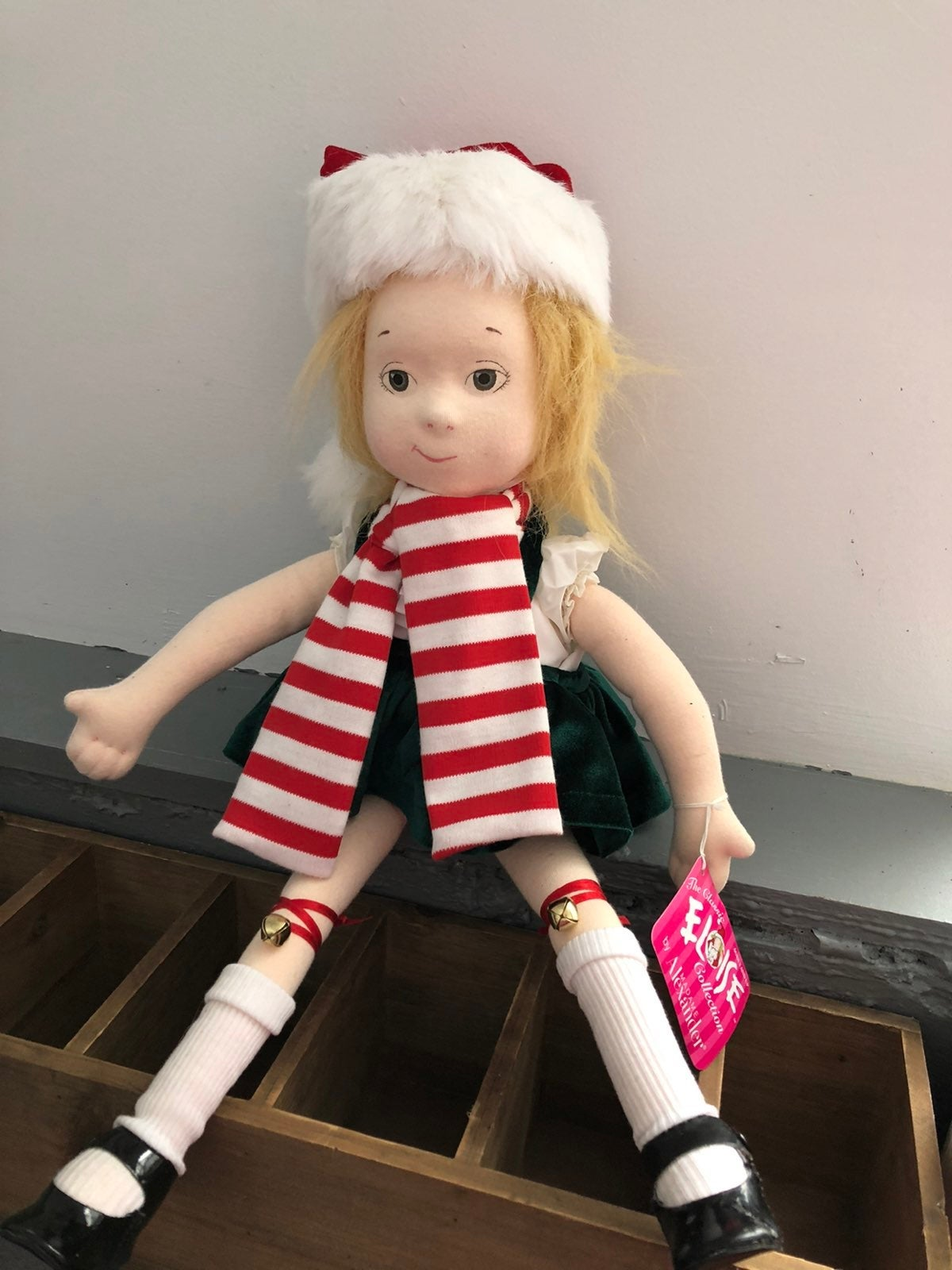 """Alexander 18"""" Eloise Christmas Doll"""