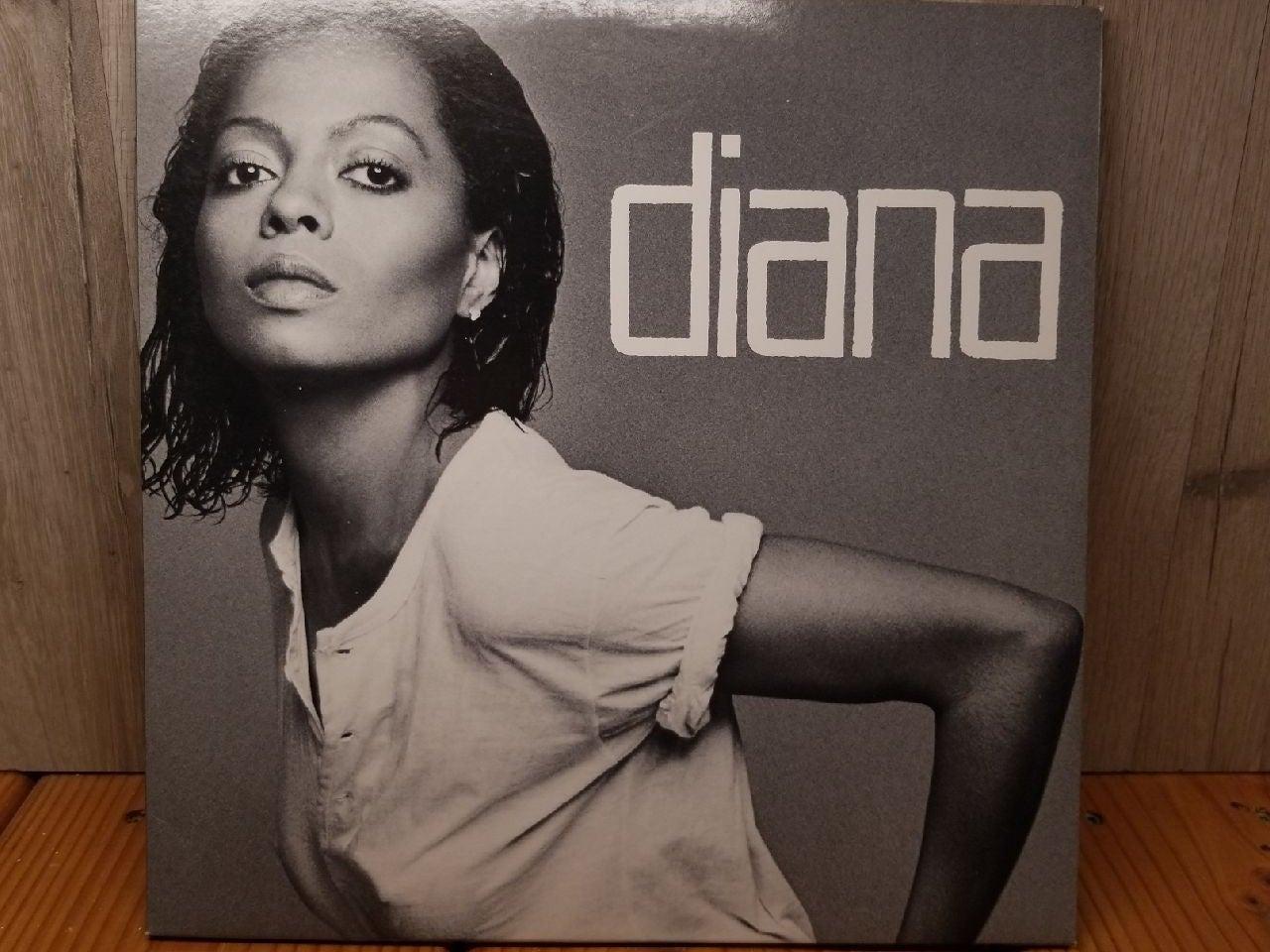 "Diana Ross ""Diana"" vinyl record album"
