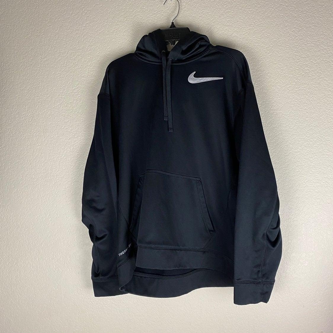 Nike Therma Fit Hoodie Jacket Mens XL