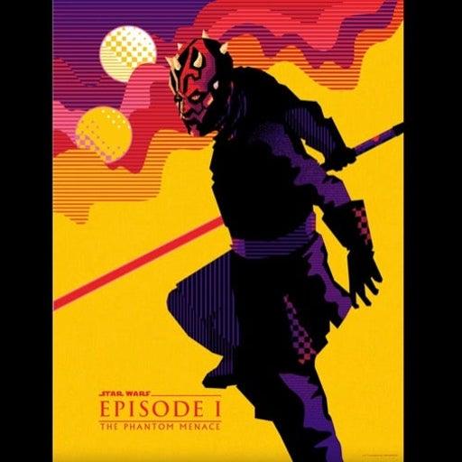 The Apprentice Poster (Star Wars) - SDCC
