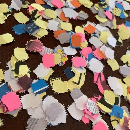Hello Kitty Colorful Paper Confetti