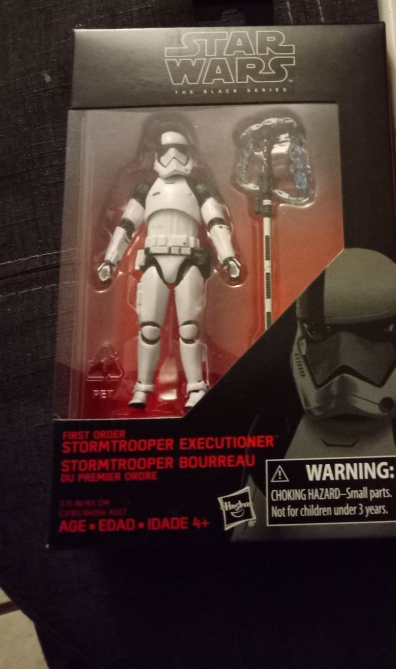 Star wars executioner black series