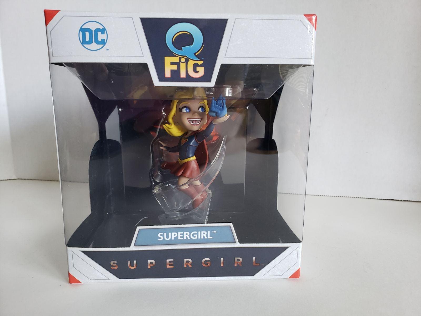 Supergirl action figure